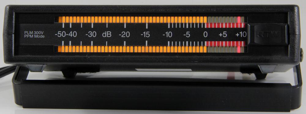 Provided Rtw Peakmeter Plm 300 Operating Manual Bedienungsanleitung Audio For Video
